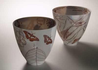 2 Botanicals Bowls, 2011
