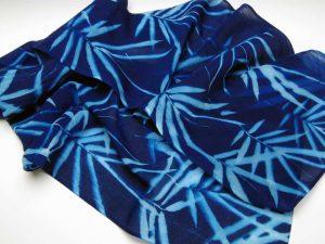 Cyanotype Scarves