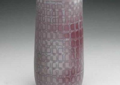 Copper Mesh Vase, 2012
