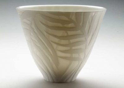 Forest etched Bowl, 2013